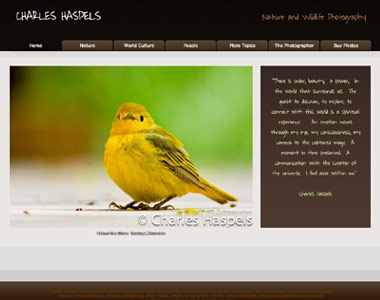 Charles Haspels Photography
